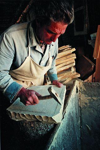 323px 5.4 solnhofer kalkstein. handfertigung