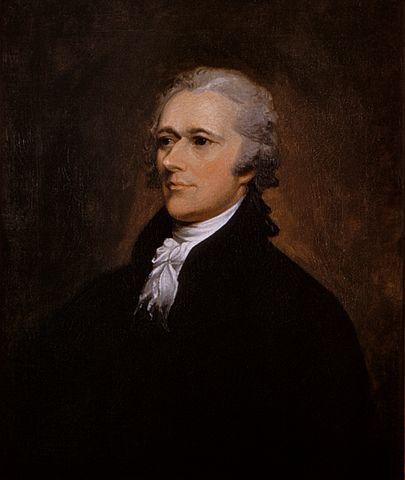 405px alexander hamilton portrait by john trumbull 1806