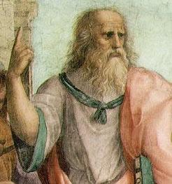 Plato raphael