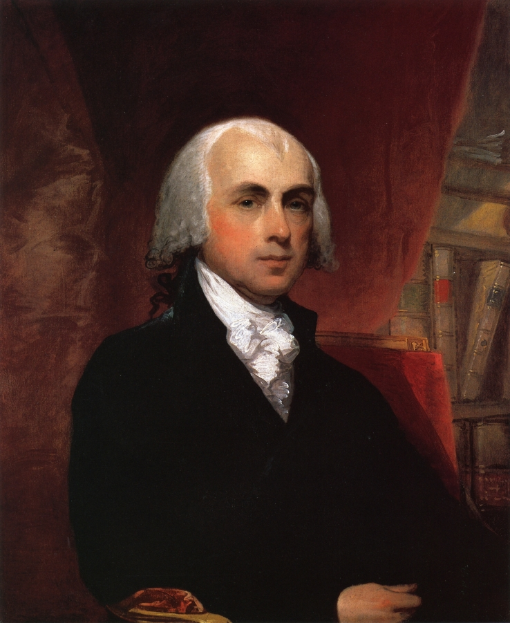 James madison option3