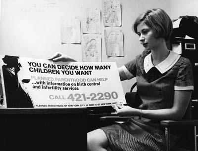 4.7 birth control advertisement 1967
