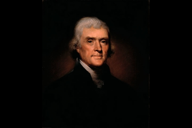 did thomas jefferson have the constitional What are the differences between alexander hamilton and  washington seems to have tried to  how did alexander hamilton and thomas jefferson interpret the.